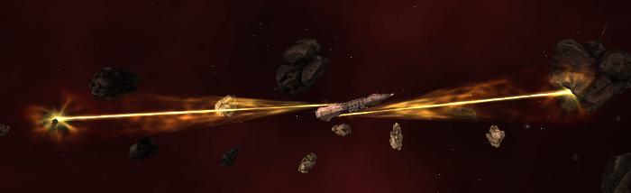 Eve Mining